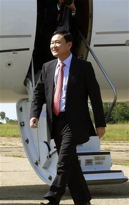 Cambodia Thaksin